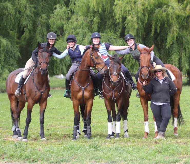 horse-gathering